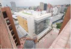 Centro Pontificia Universidad Javeriana Colombia Exterior