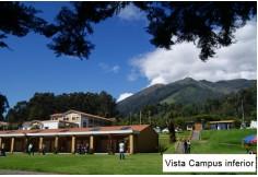 Foto Centro Universidad de los Hemisferios Quito