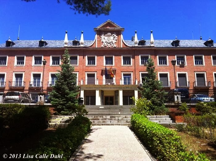 Centro escuela t cnica superior de ingenieros de montes de for Escuela de ingenieros