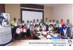Curso Formativo BRC versión 7 en modalidad Inhouse (16 horas), para la empresa Galapesca. Guayaquil, Mayo 2016.