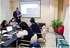 Foto Centro Cátedra IT Ecuador